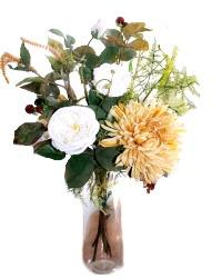 Linen Blanc Rose