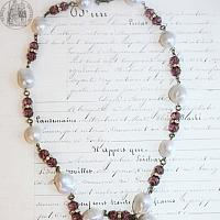 Louise Baroque Pearl Necklace