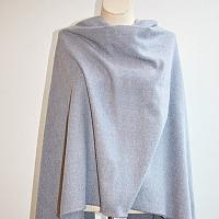 Luxurious Cashmere Wrap Sky Blue