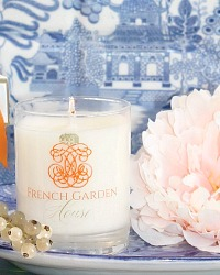 French Designer Grasse Luxury Candle