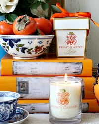 Signature Candle French Country Currant Blanc