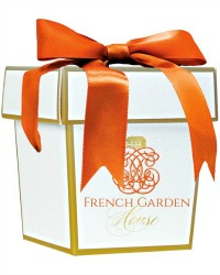 Exclusive Luxury Candle Gingembre Orange