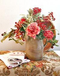 Magic Moments Faux Floral Bouquet