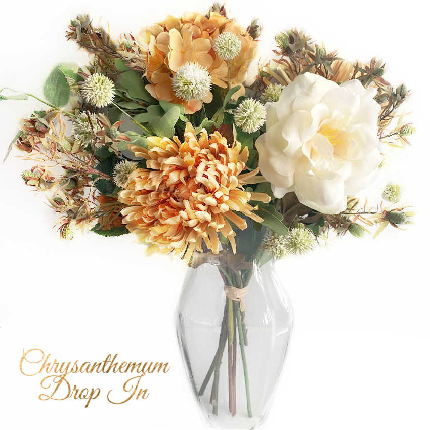 Chrysanthemum Drop In