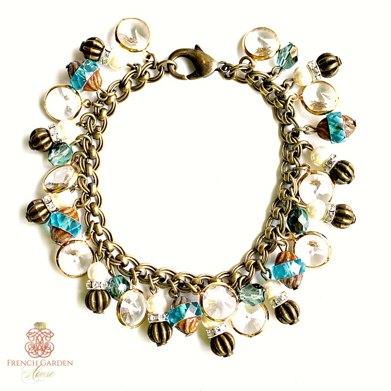 Georgia Hecht Aquamarine Ondine Bracelet