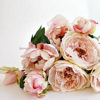 Luxury French Pink Peony Bouquet