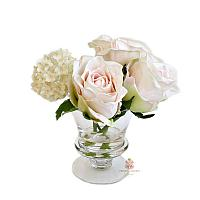 Romance Francaise Pink Rose