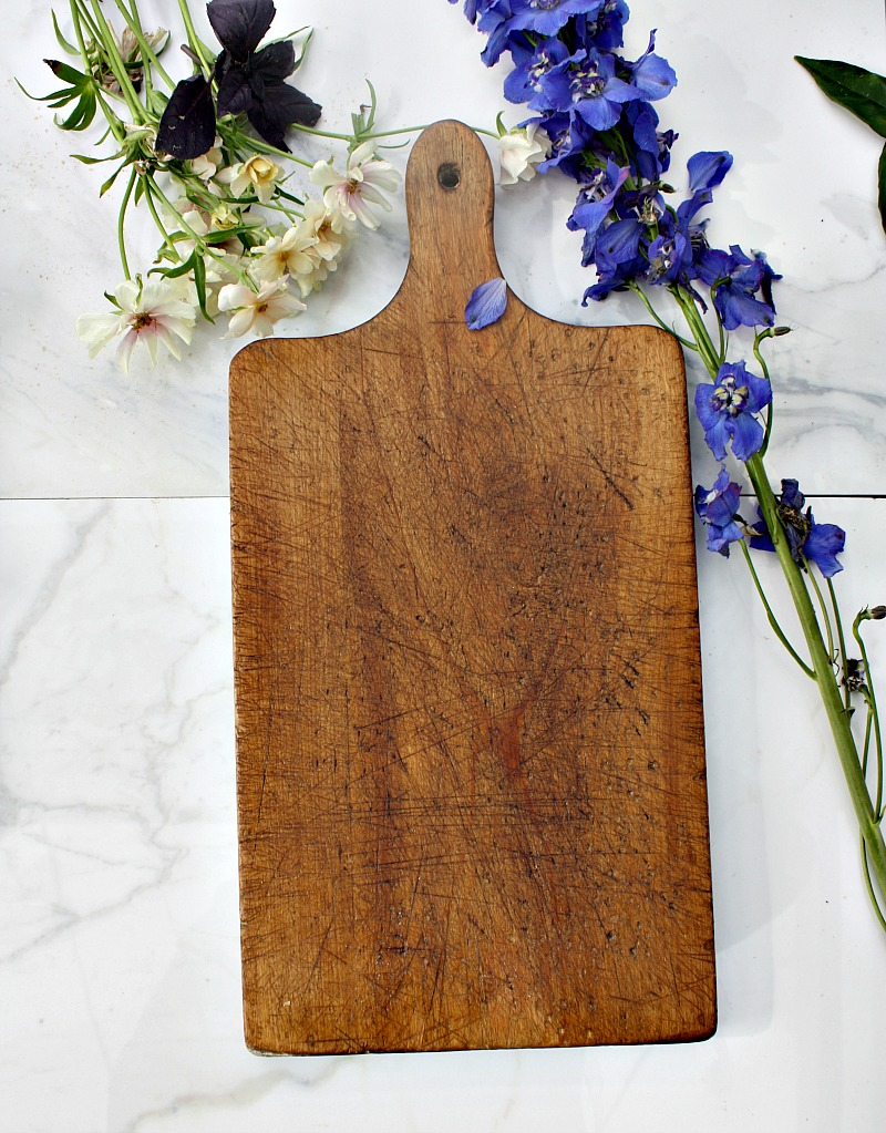 Rustic Country Farmhouse Cutting Board