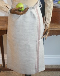 Sous Chef Natural Linen Apron Towel