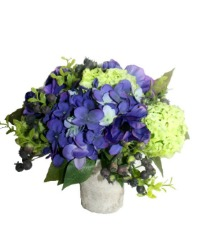 Anemone Magic Country Floral Arrangement