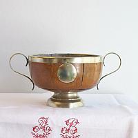 Antique English Trophy Bowl