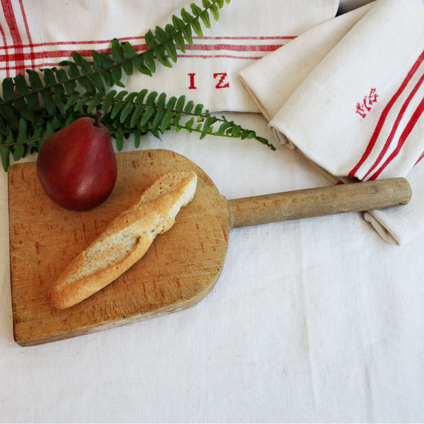 Rustic French Country Long Handled Cheese Board