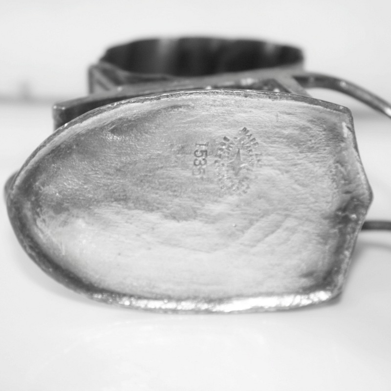 Antique Figural Silver Plate Napkin Ring Garden Wheelbarrow