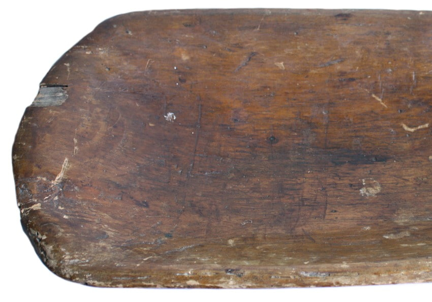 Antique Early Trencher