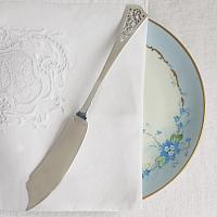 Antique French Sterling Silver Fish Knife