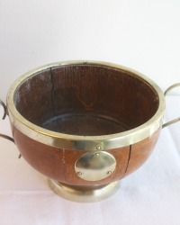 Antique English Trophy Bowl