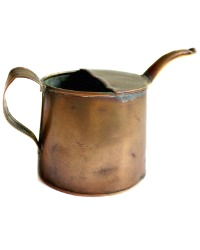 Estate Copper Miniature Watering Can