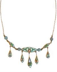 Vintage Italian Tesserae Necklace