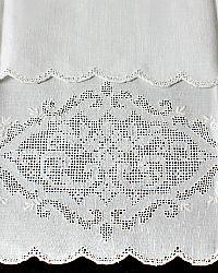 Antique Italian Linen Show Towel