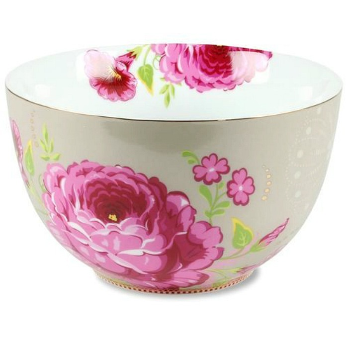 Bohemian Rose Bowl Set of 4