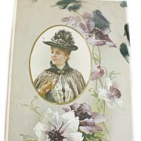 Vintage Catherine Klein Flowers How to Paint Book