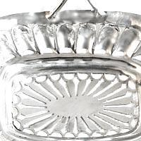 Estate Antique Sterling Silver Rare Sugar Sifter