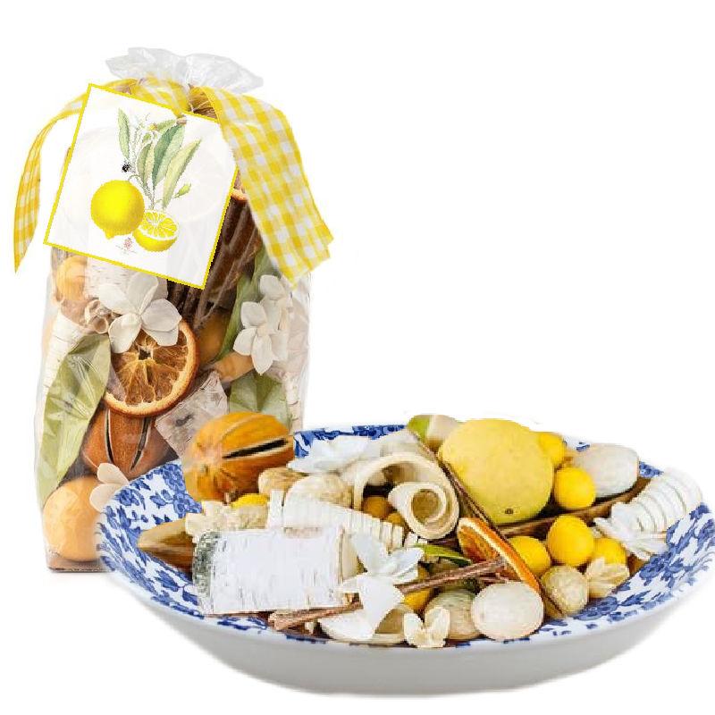 FrenchGardenHouse Luxury Citrus Garden Potpourri