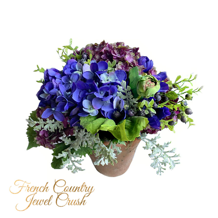 French Country Jewel Crush