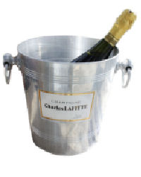 Vintage French Champagne Charles Lafitte Bucket