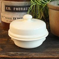 French Foie Gras Container Provence Butter Cream