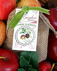 French Country Apple Soap Pomme d'Amour