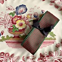 Merlot Piquot Ribbon