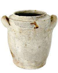 Original Antique French Pot de Confit