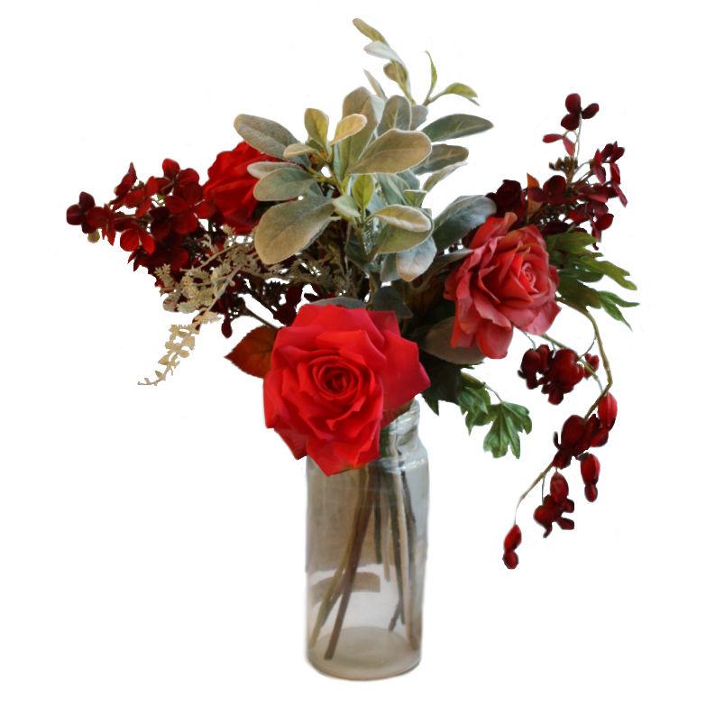 Wild Woods Rose Bouquet