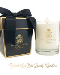 Signature French Les Bois Luxury Candle