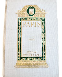 Antique 1st Edition PARIS In It's Splendor Vol. II