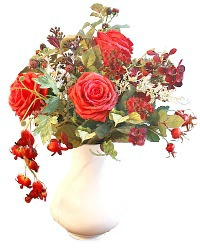 Red Rose Deluxe Bouquet