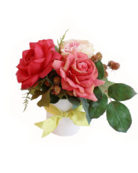 Romantic Pinks Rose Arrangement
