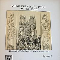 1st Edition Ruth Visits Margot Children's Book