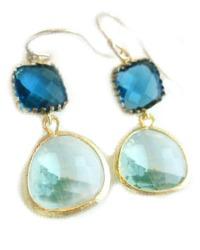 Shades of the Sea Earrings