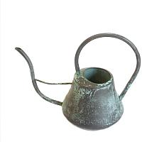 Estate Copper Patina Miniature Watering Can