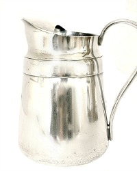 Vintage Hotel Silver Water Pitcher Sheraton Hotel