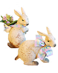 Limited Edition French Country Hares