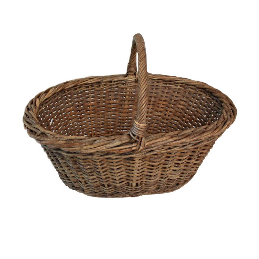Large Country Panier Market Basket