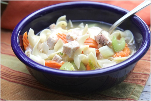 The Best Chicken Noodle Soup Delicious Table