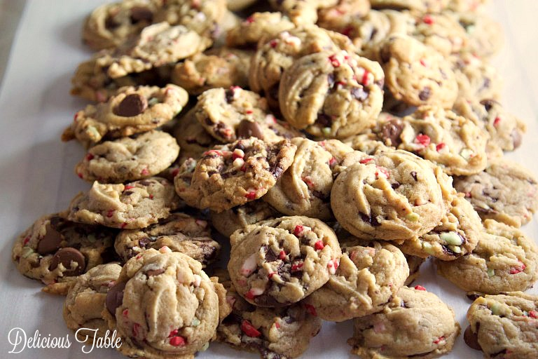 chocolatechippeppermintcookies6