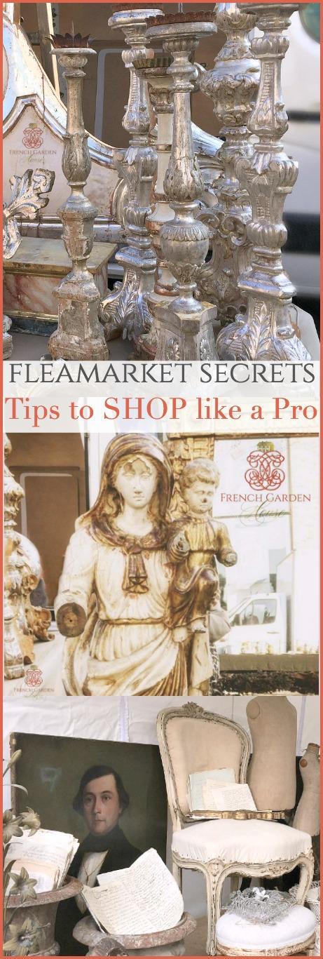 FleamarketSecretsFrenchGardenHouse.com