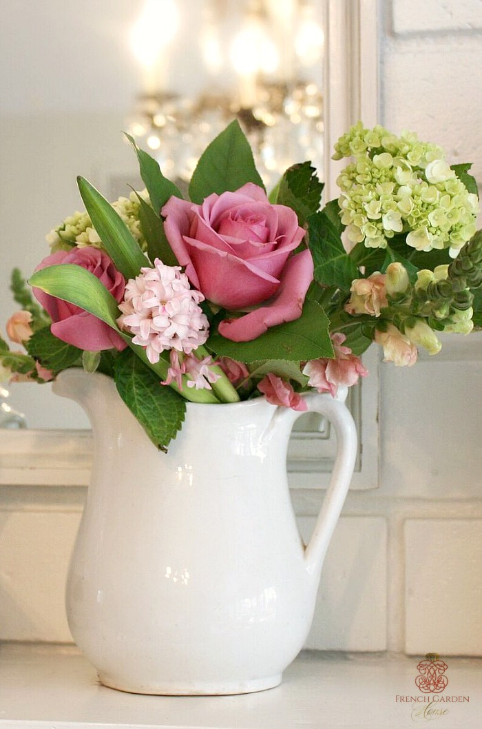 Ironstone-bouquet