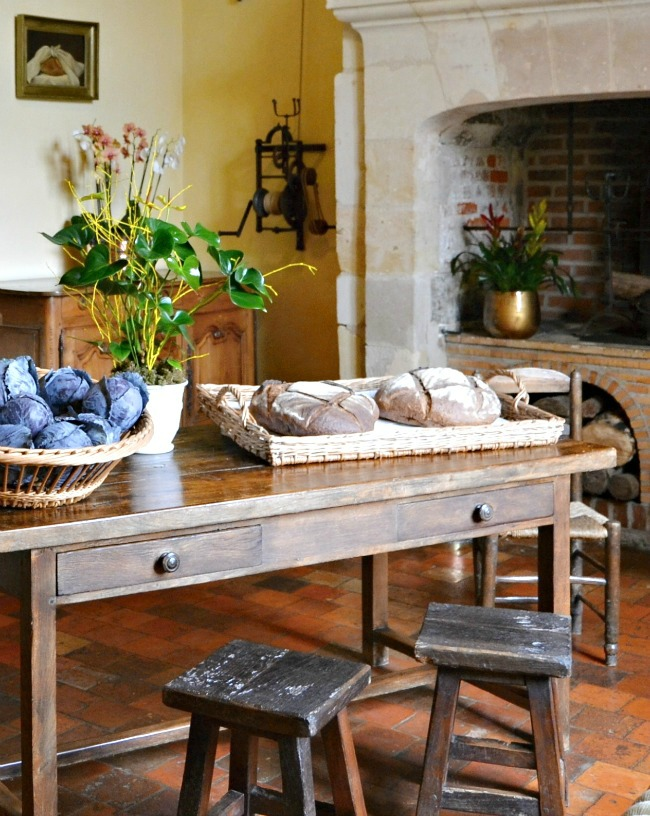 How To Style Your French Country Kitchen Garden House